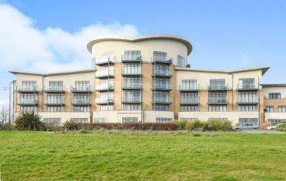 1 Bedroom Flat for sale in Lacuna, Windsor Esplanade, Cardiff Bay, Cardiff