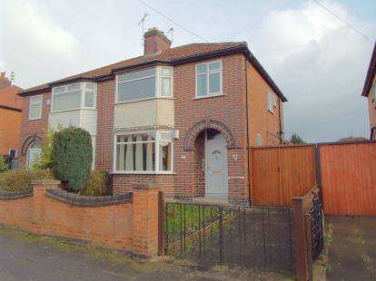 3 Bedrooms Semi Detached House for sale in Glendon Street, Leicester, Leicestershire