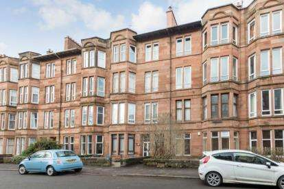 2 Bedrooms Flat for sale in Woodford Street, Glasgow, Lanarkshire
