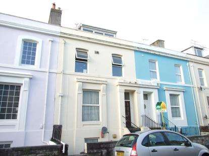 2 Bedrooms Maisonette Flat for sale in Plymouth, Devon