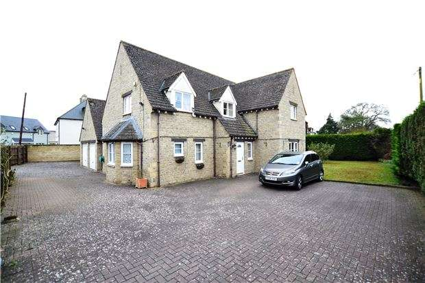 4 Bedrooms Detached House for sale in Aston Road, BRIGHTHAMPTON