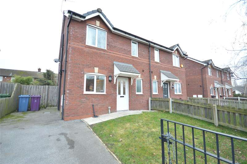 3 Bedrooms Semi Detached House for sale in Lee Park Avenue, Gateacre, Liverpool, L25
