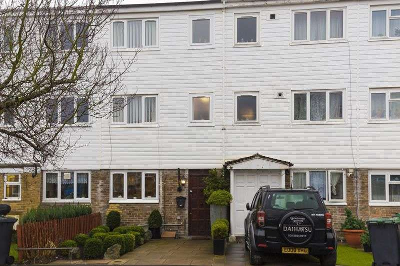 5 Bedrooms Terraced House for sale in Thetford Close, Palmers Green