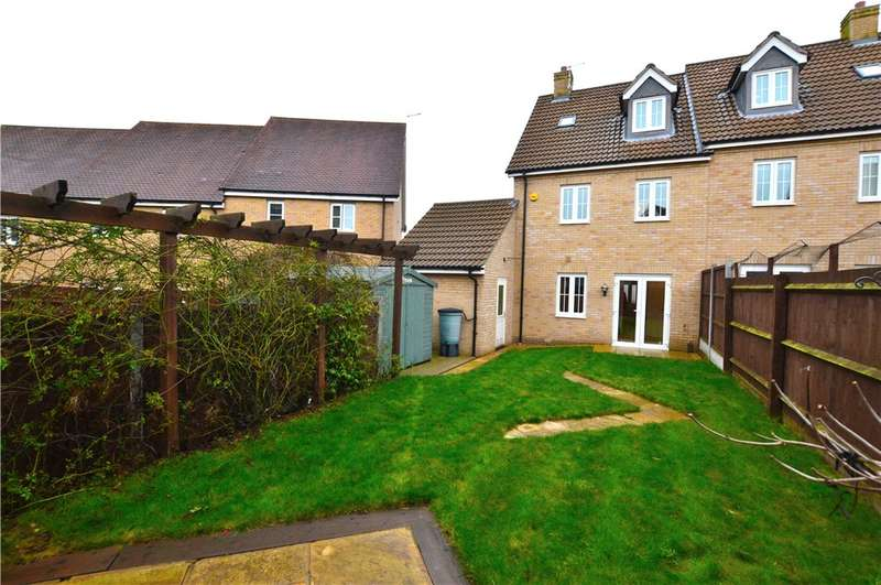 4 Bedrooms Semi Detached House for sale in Stansted Mountfitchet