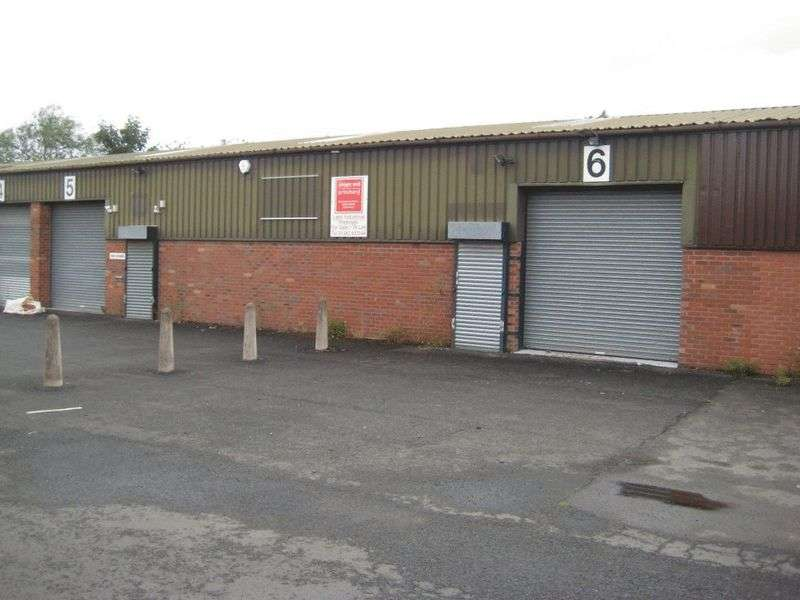 Commercial Property for sale in Hodfar Road STOURPORT DY13 9QB