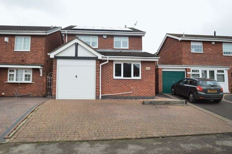 4 Bedrooms Detached House for sale in St. Albans Road, Nottingham