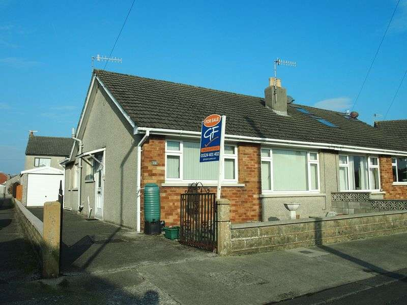2 Bedrooms Semi Detached Bungalow for sale in St. Annes Avenue, Bare, Morecambe