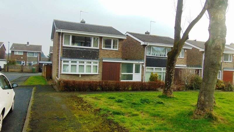 3 Bedrooms Detached House for sale in Meadowfield Estate , Springwell Village Gateshead