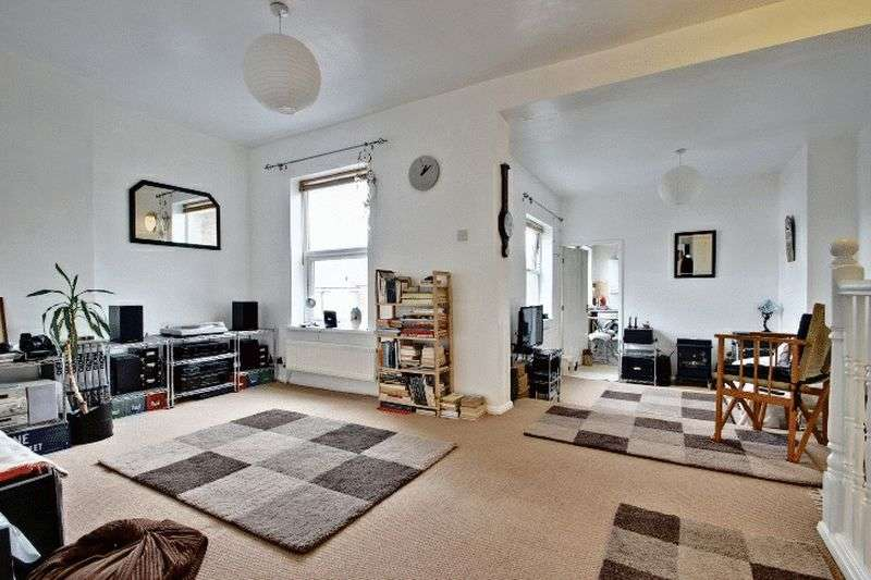 2 Bedrooms Flat for sale in Garbett Street, Stoke-On-Trent