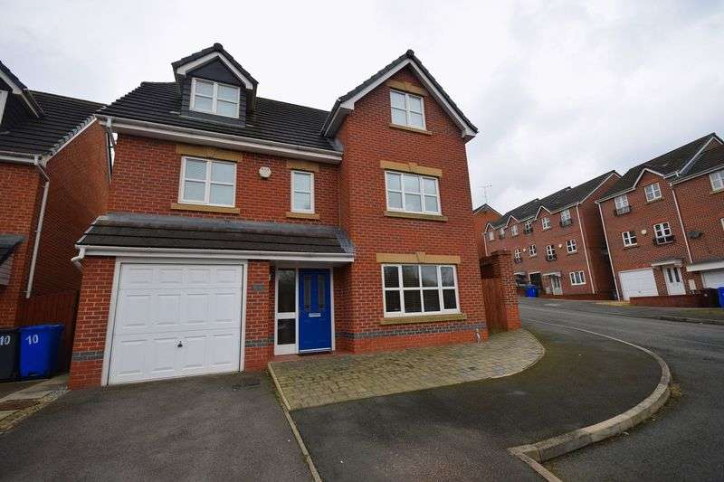 5 Bedrooms Detached House for sale in Oakfield Close, Norton Heights