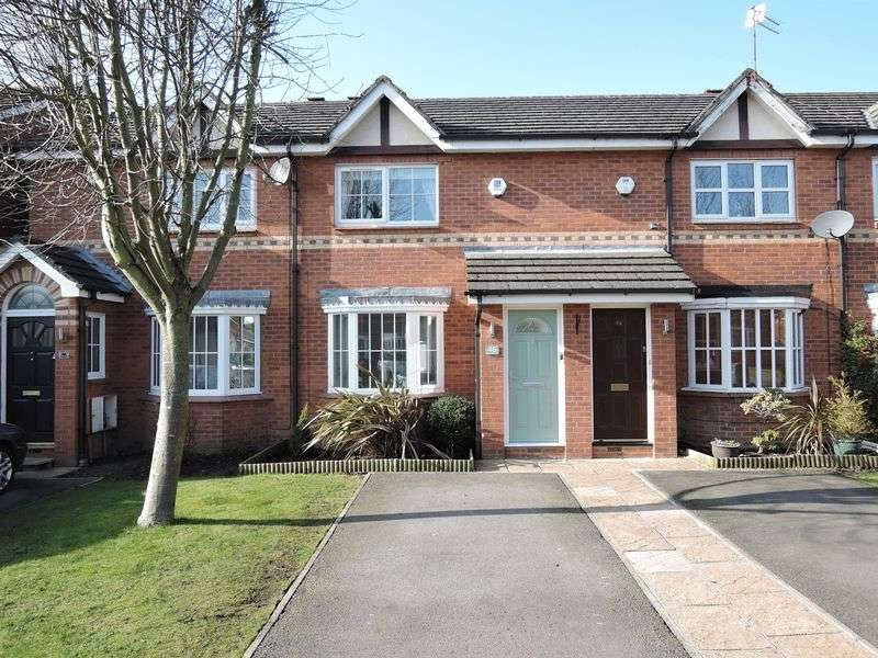 2 Bedrooms Terraced House for sale in Petworth Close, Manchester