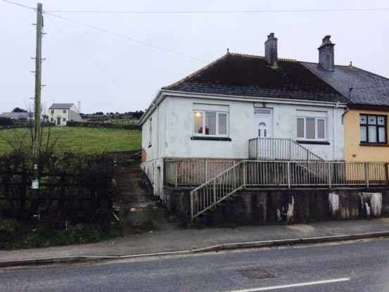 3 Bedrooms Semi Detached Bungalow for sale in Carloggas, St Austell, Cornwall, PL26 8YS