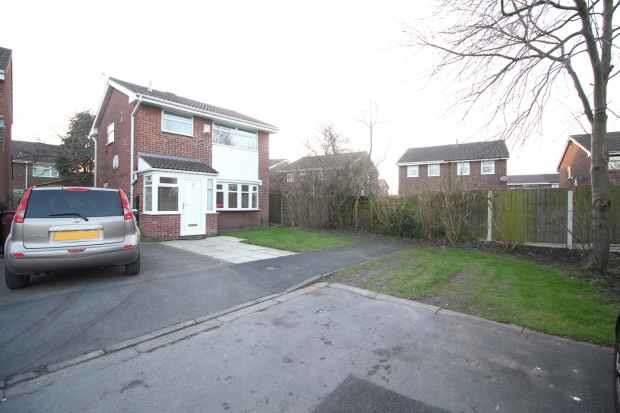 3 Bedrooms Detached House for sale in Swallow Close, Liverpool, Merseyside, L33 4DG