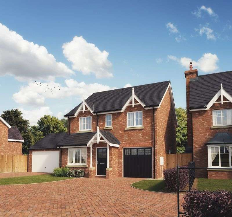 4 Bedrooms House for sale in Church View, Hadnall