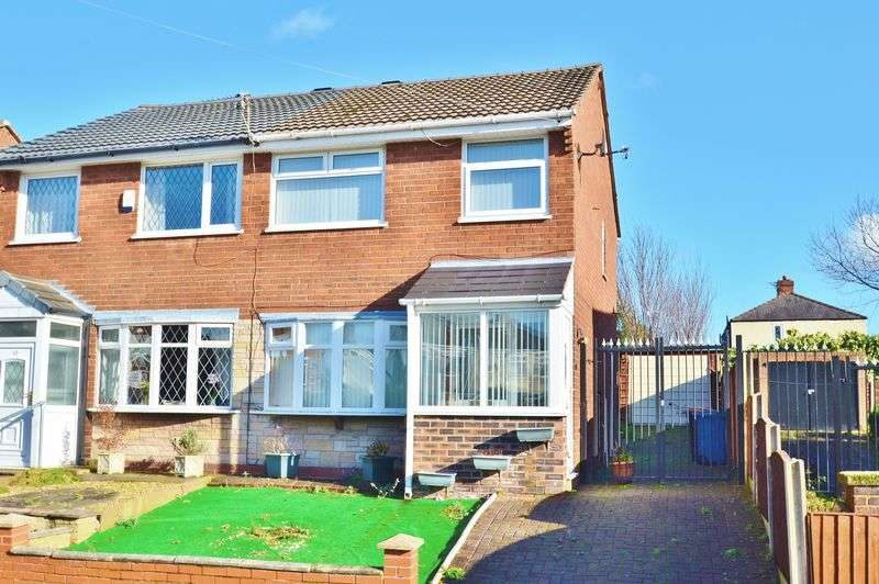 3 Bedrooms Semi Detached House for sale in Fairless Road, Eccles