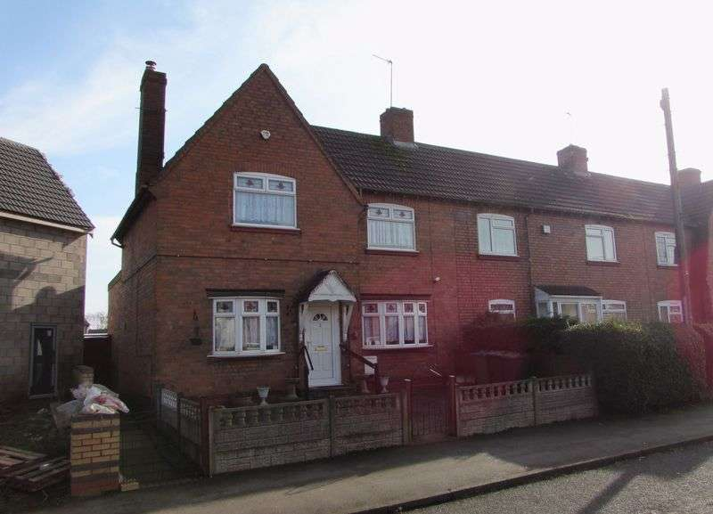 3 Bedrooms Terraced House for sale in Blackthorne Road, Smethwick