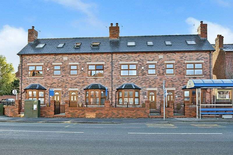 4 Bedrooms Terraced House for sale in Knutsford Road, Grappenhall, Warrington