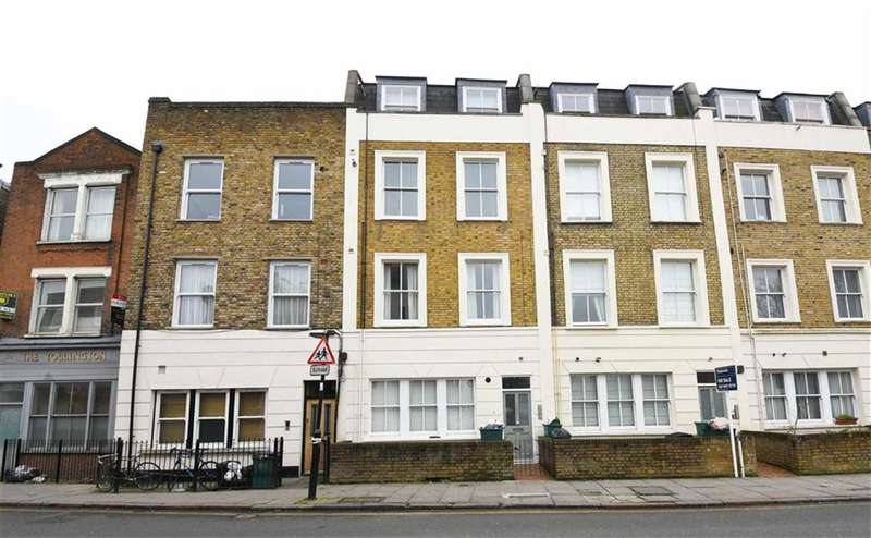 2 Bedrooms Property for sale in Tollington Way, London, London, N7