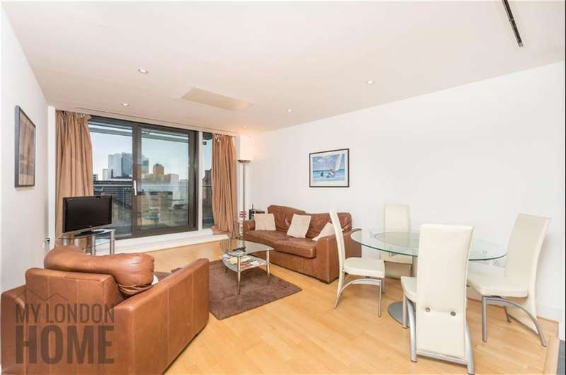 2 Bedrooms Property for sale in Times Square, Aldgate, London, E1