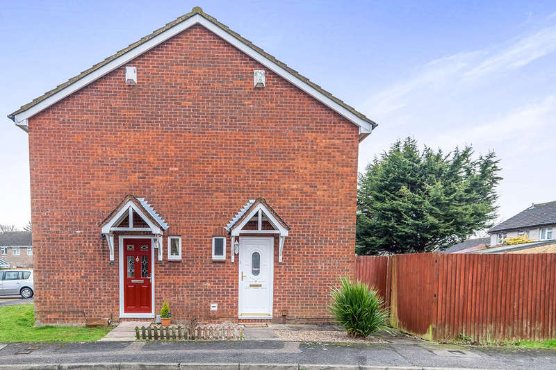 1 Bedroom Property for sale in Weybridge Close, Chatham, ME5