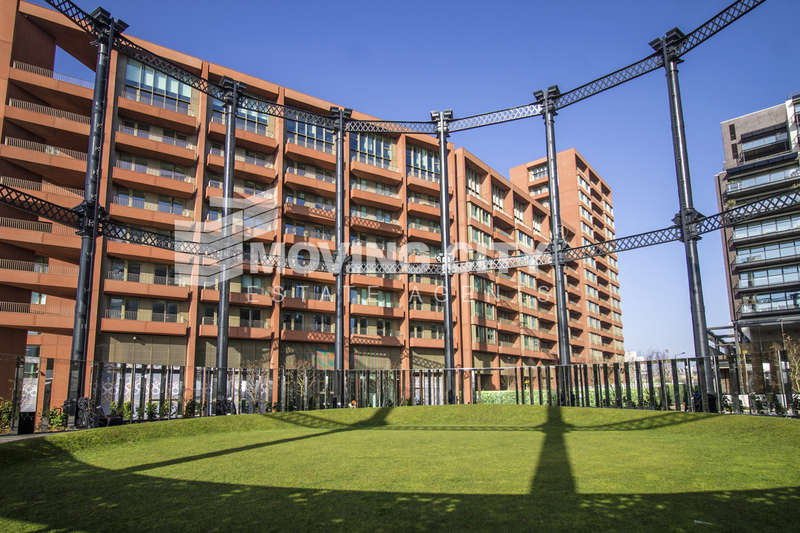 Flat for sale in Tapestry, Canal Reach, King's Cross