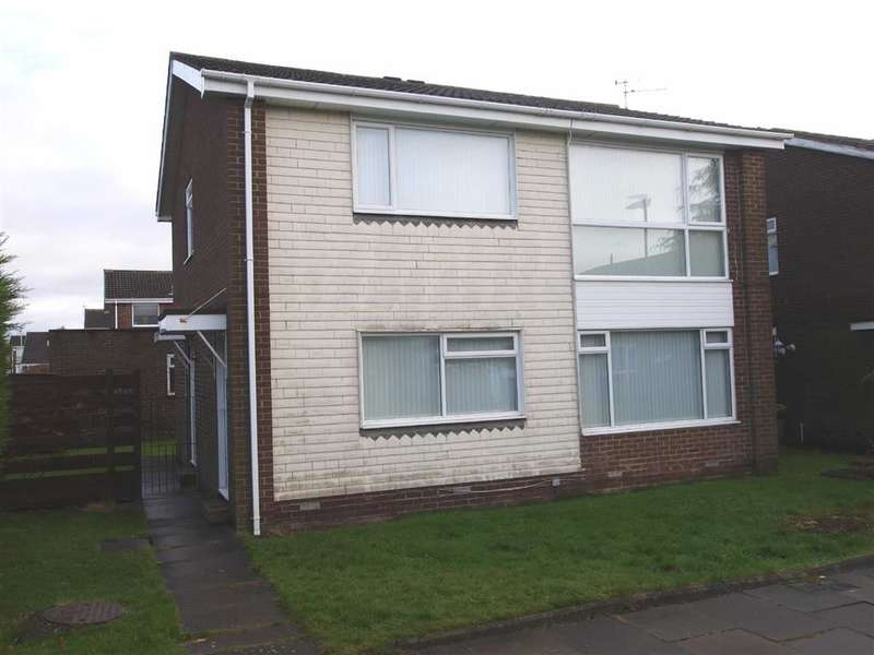 2 Bedrooms Apartment Flat for sale in Coomside, Cramlington
