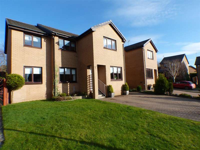 4 Bedrooms Detached House for sale in MacNeill Drive, Stewartfield, EAST KILBRIDE