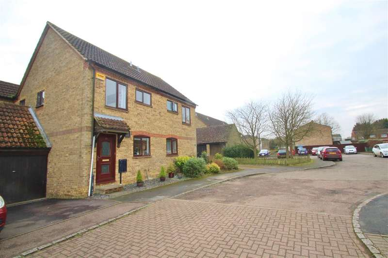 3 Bedrooms Semi Detached House for sale in Capel Close, Akeley