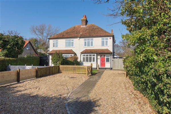 3 Bedrooms Semi Detached House for sale in Island Road, Upstreet