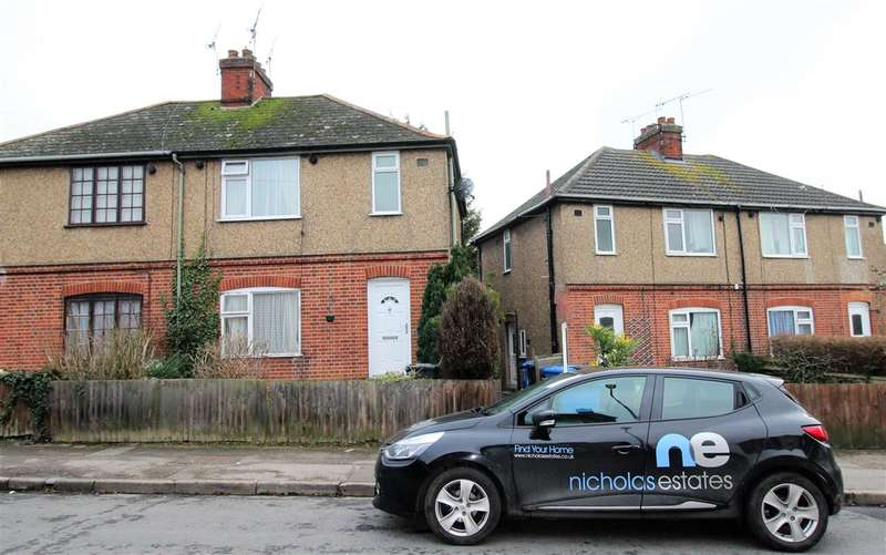 1 Bedroom Apartment Flat for sale in West Ipswich - Ideal First Time Buy or Investment Purchase
