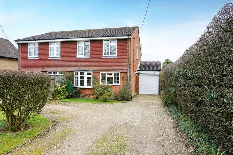 4 Bedrooms Semi Detached House for sale in Chartridge Lane, Chesham, Buckinghamshire, HP5
