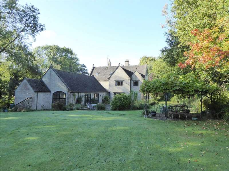 6 Bedrooms Detached House for sale in Tibbiwell Lane, Painswick, Stroud, Gloucestershire, GL6