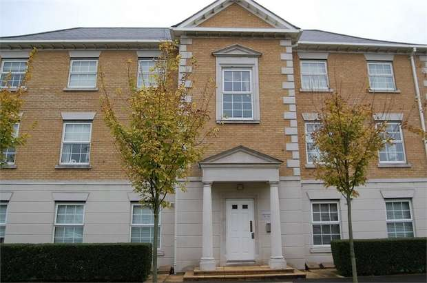 Flat for sale in King William Court, Kendall Road, WALTHAM ABBEY, Essex