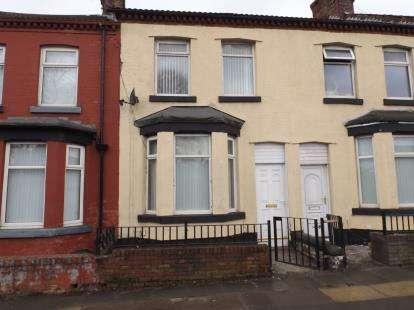 2 Bedrooms Terraced House for sale in Long Lane, Fazakerley, Liverpool, Merseyside, L9
