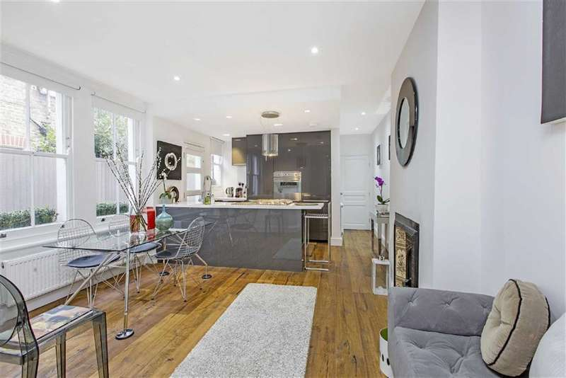 2 Bedrooms Property for sale in Louisville Road, Balham