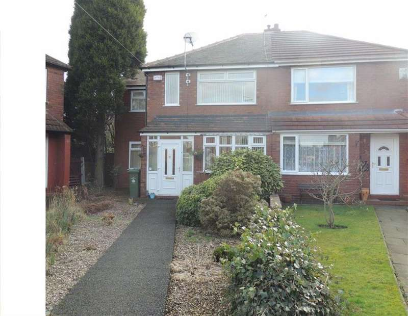 3 Bedrooms Property for sale in Knowl Close, Denton, Manchester