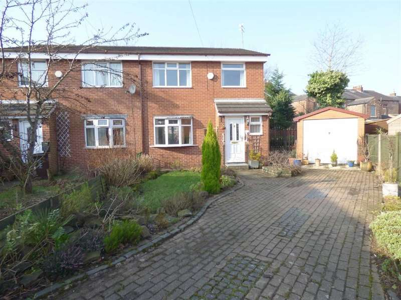3 Bedrooms Property for sale in Bannatyne Close, New Moston, Manchester, M40