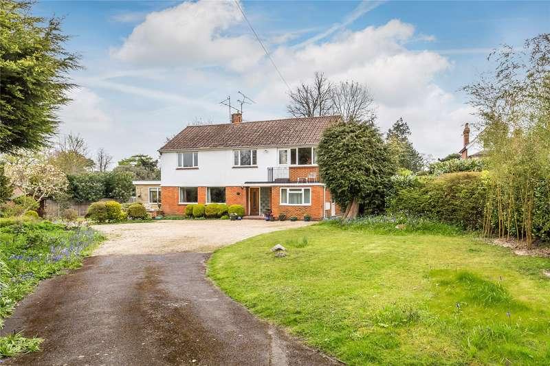 5 Bedrooms Detached House for sale in Heathside Road, Woking, Surrey, GU22