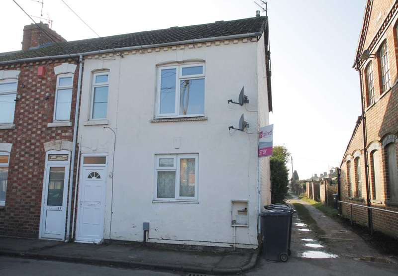 2 Bedrooms Maisonette Flat for sale in Irchester