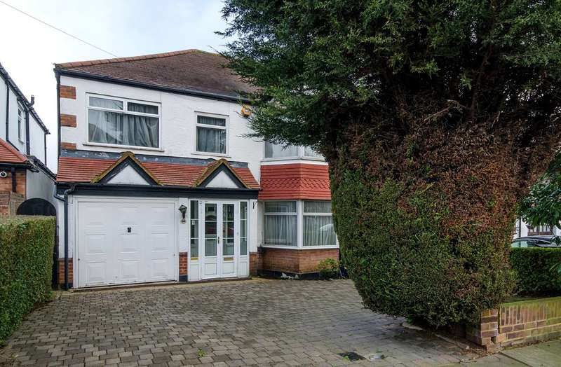 5 Bedrooms House for sale in Blockley Road, Wembley, HA0
