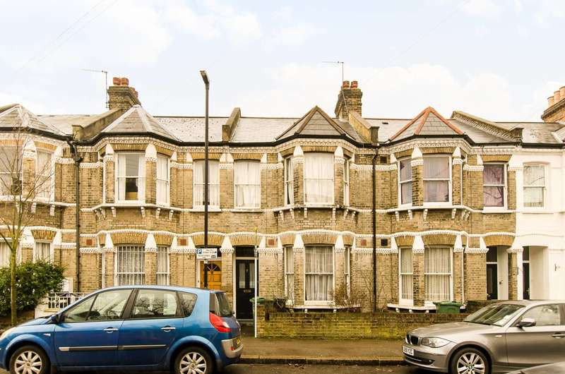 3 Bedrooms House for sale in Hargwyne Street, Brixton, SW9