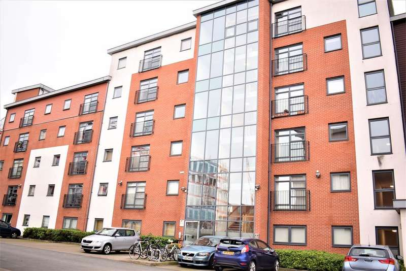 1 Bedroom Apartment Flat for sale in Renolds House, Everard Street, Salford, M5 4UB