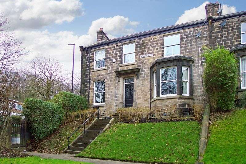 7 Bedrooms Terraced House for sale in Woodbine Terrace, Leeds