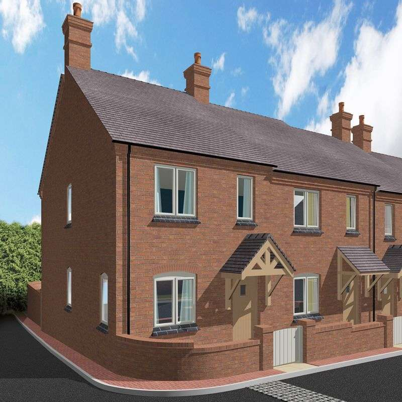 3 Bedrooms House for sale in Plot 4, Rock View Close, Whitwick