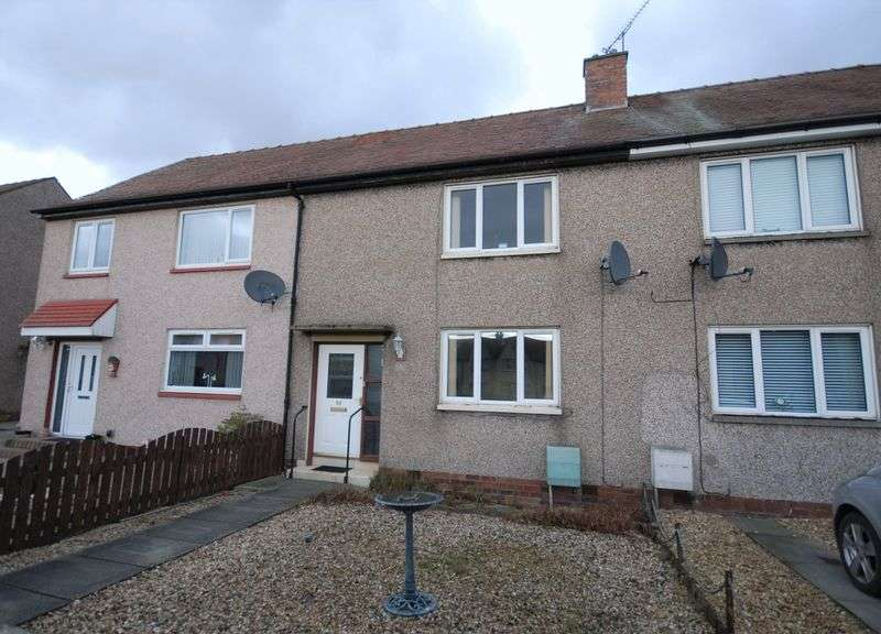 2 Bedrooms Terraced House for sale in Stirling Road, Stirling
