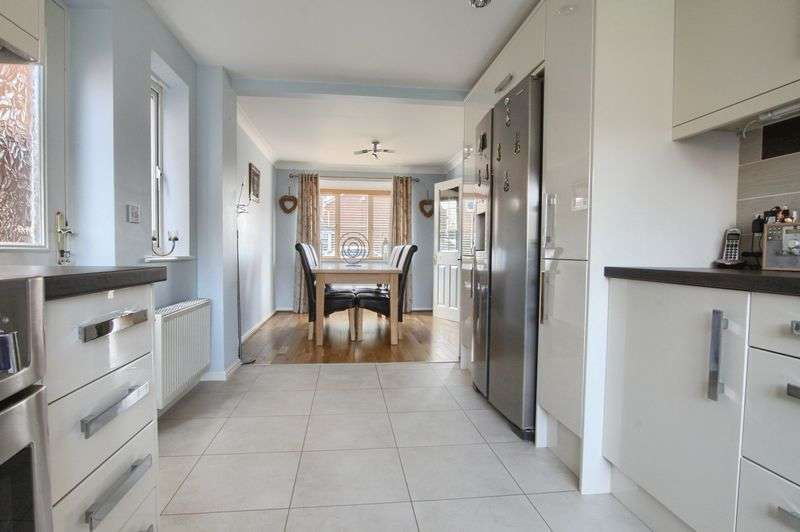 4 Bedrooms Detached House for sale in Churchfield Way, Ingleby Barwick