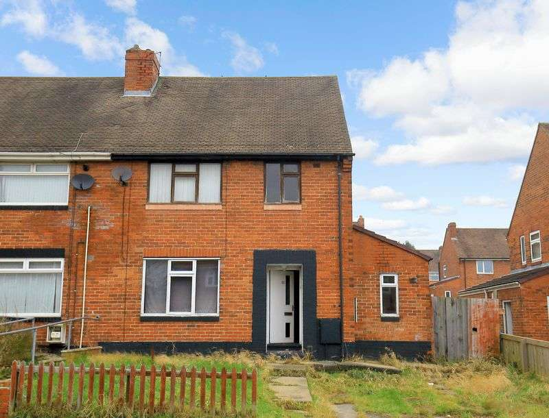 3 Bedrooms House for sale in Hollyhill Gardens West, Stanley, Durham DH9