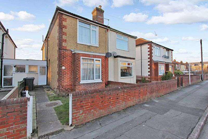 2 Bedrooms Semi Detached House for sale in Eastleigh