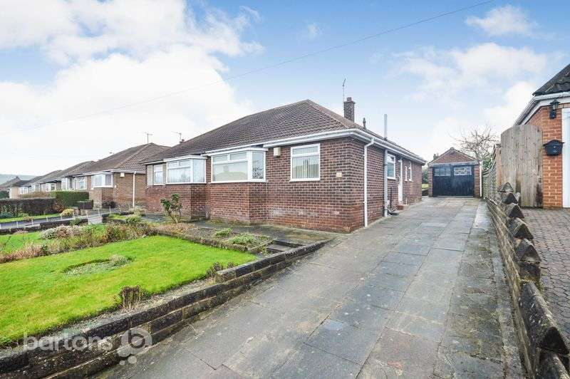 2 Bedrooms Semi Detached Bungalow for sale in Herringthorpe Lane, Herringthorpe, Rotherham
