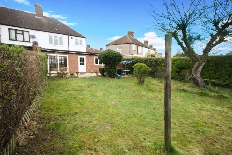 4 Bedrooms Terraced House for sale in Briar Crescent, Northolt